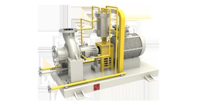 TZE石油化工流程离心泵