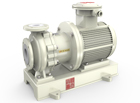 TCF Non-leakage fluorine lining magnetic pump