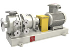 TICB(G) no leakage heating (high-temperature) magnetic pump