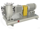 THW chemical mixed-flow pump