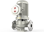 TL立式管道离心泵