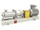 TCD no leakage petrochemical multistage magnetic pump