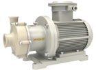 TCSF small-sized no leakage fluoroplastic magnetic pump