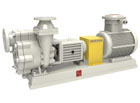 THZF fluorine lined self-priming pump