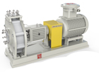 TIJU(F)full plastic anti-corrosion abrasion resistance centrifugal pump