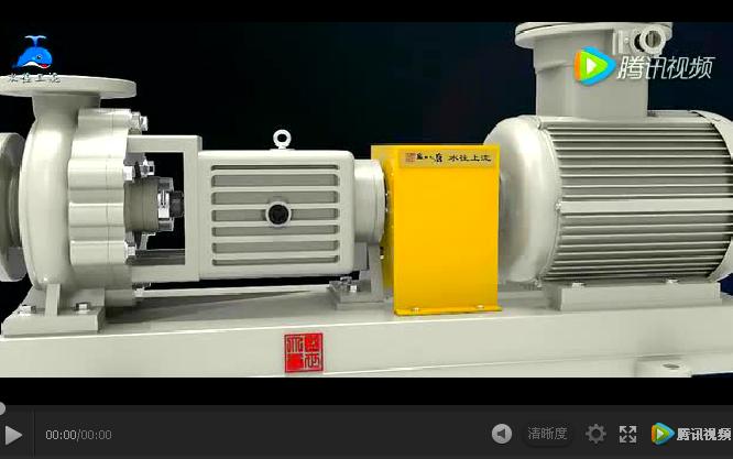TIF衬氟离心泵视频