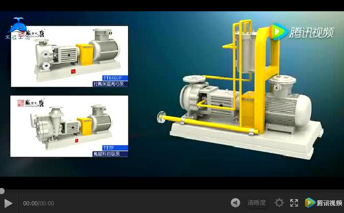 THF衬氟无泄漏离心泵视频―盛唐泵阀